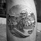 Top 113 Beach Tattoo Ideas [2021 Inspiration Guide]