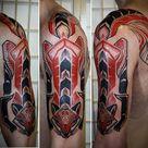 Red Fox Tattoos