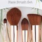 Face Makeup Brush Set - So Eco