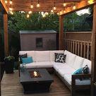 15+ Our New Cedar Deck