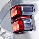 Ford Atlas 2013 Concept taillight detail