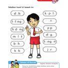 Buku 1 tematik tema 1 Kelas 1