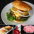 Homemade Hamburgers