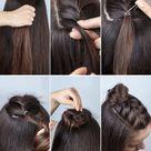 Hair Tutorials Die schönsten Frisuren zum Nachstylen