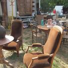 Vintage patio: How to give a brocante look to your patio? - Flea Market Insiders