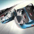Alpine Vision Gran Turismo Concept 2015