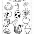 Circle the Living Things Worksheet Worksheets