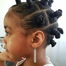 Best Hassle Free Black Baby Hairstyles For Short Hair In 2020