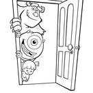 Monsters Inc Coloring Pages - Best Coloring Pages For Kids