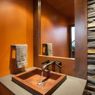 15 Contemporary Bathroom Mirror Designs