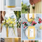 Best 8 May Wedding Color Schemes for 2020