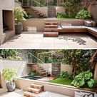 13 Multi-Level Yards To Get You Inspired For Backyard Makeover!