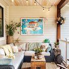Summertime Deck Decor