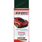Citroen C1 Vert Sncb Aerosol Spray Car Paint + Lacquer Ac526   Single Basecoat Aerosol Spray 400ML