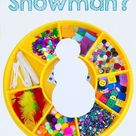 Do You Want To Build A Snowman Craft?