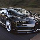 2017 Bugatti CHIRON   Dynamic Onyx + Grand Palais Photosets » Car Revs Daily.com