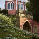 Garden Visit Snowdrop Season at Painswick Rococo Garden Gardenista Sourcebook for Outdoor Living