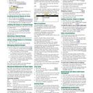 Microsoft Excel 2007 Advanced & Macros Quick Reference Guide Cheat Sheet of Instructions, Tips & Shortcuts   Laminated Card