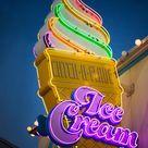 Colorful Ice Cream