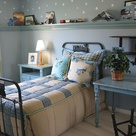 Light Blue Rooms