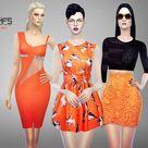 MissFortune's MFS Orange Vibes Collection