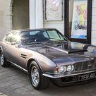 Classic Aston Martin DBS Featuring SMITHS Gauges