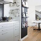 10 idées de tableau noir dans sa cuisine - Mes Petites Puces