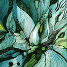 Green Garden by zzen on DeviantArt