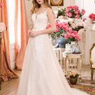 Sweetheart Gowns 6166 Sand/Ivory/Nude Size 16 $899