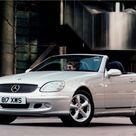 Mercedes Benz SLK Class 1996   2004