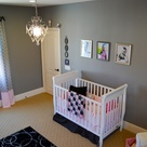 Pink Gray Nurseries
