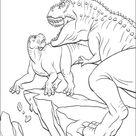50 Desenhos de Dinossauro para colorir - OrigamiAmi - Arte para toda a festa