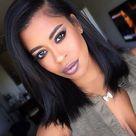 10 Elegant Shoulder Length Hairstyles For African American