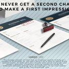 Attorney Resume template, Lawyer CV