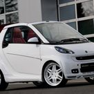 Brabus smart fortwo electric drive 2012 Poster. ID10715