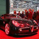 2007 Alfa Romeo 8C Competizione Gallery     SuperCars.net