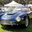 1961 Aston Martin DB4 GT Zagato Berlinetta Design by Ercole Spada