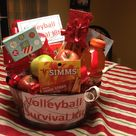 Volleyball Snacks