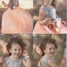 Toddler Flower Girl Dresses