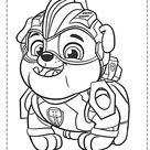 desenhos para colorir patrulha canina 78