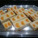 Blitz - Käsekuchen mit Mandarinen vom Blech von Katalin   Chefkoch