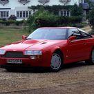 Aston Martin V8 Zagato 1986 1990