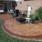 Stain Concrete