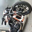 Harley Davidson Custombike 300 Night Rod powered by Bad Boy Customs