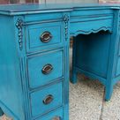 Blue Painted Furniture