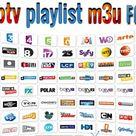 Free IPTV M3u Playlist