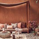 STIJLIDEE KLEURTIP: Schilder je tuinmuur in een stijlvolle kleur -