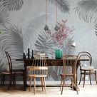Tropical  wallpaper mural