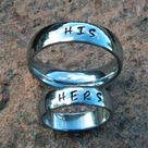 Couples Promise Rings