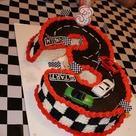 Race Car Cakes